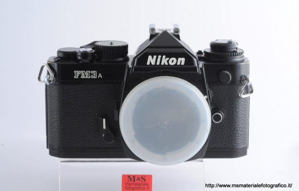 Fotocamera Nikon FM3a Black