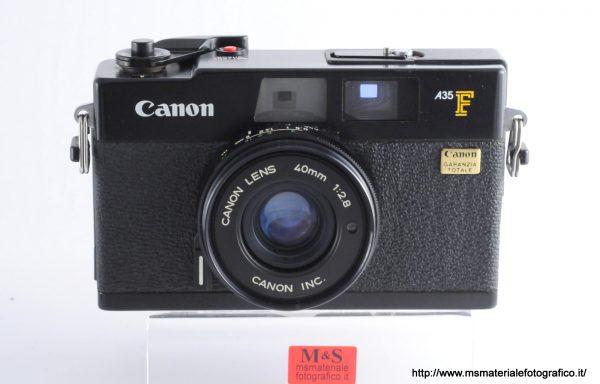 Fotocamera Canon A35F