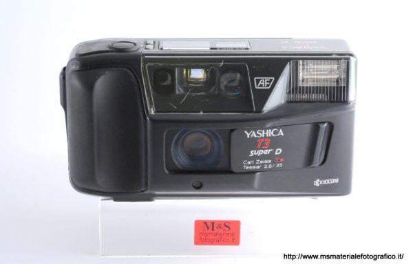 Fotocamera Yashica T3 Super D