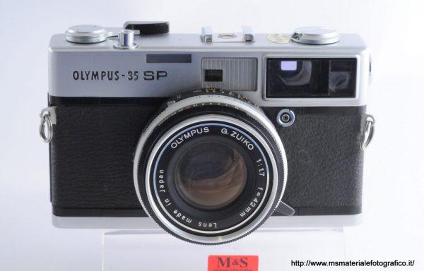 Fotocamera Olympus-35 SP