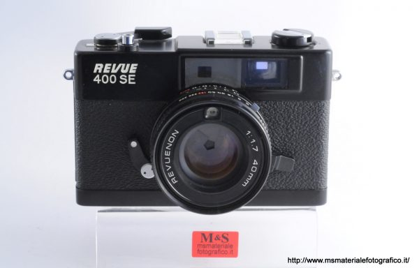 Fotocamera Revue 400 SE