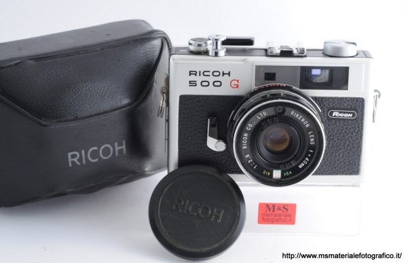 Fotocamera Ricoh 500 G