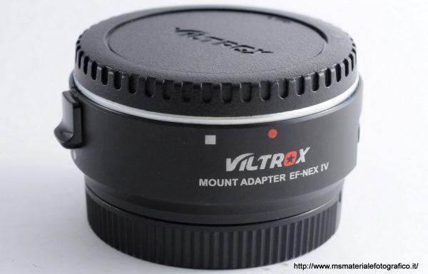 Anello adattatore Viltrox EF-Nex IV