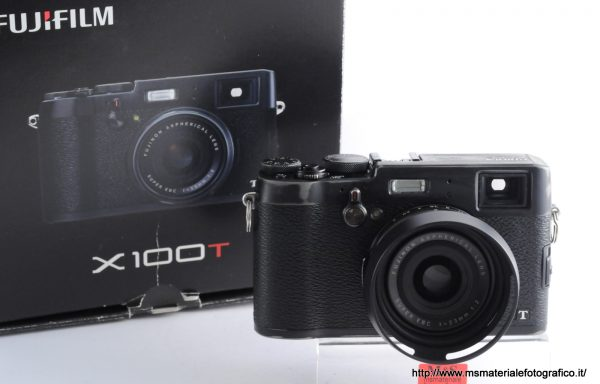 Fotocamera Fujifilm X100T