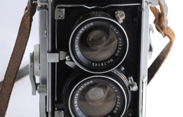 Fotocamera Mamiya C33
