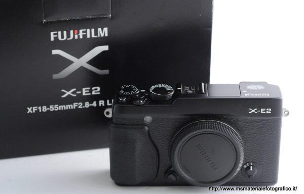 Fotocamera Fujifilm X-E2 Black