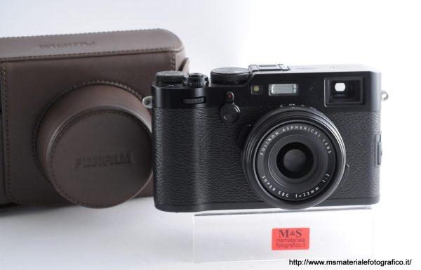 Fotocamera Fujifilm X100F Black