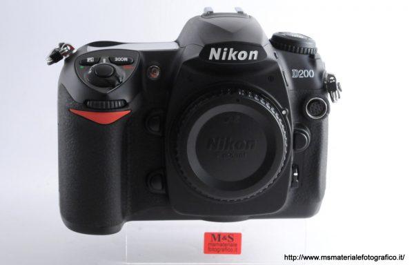Fotocamera Nikon D200 (18700 scatti)