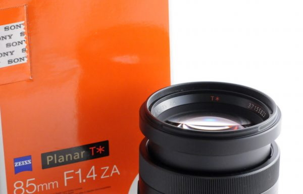 Obiettivo Zeiss Planar 85mm f/1,4 ZA