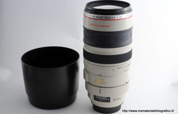 Obiettivo Canon EF 100-400mm f/4,5-5,6 L