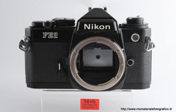 Fotocamera Nikon FE2 Black