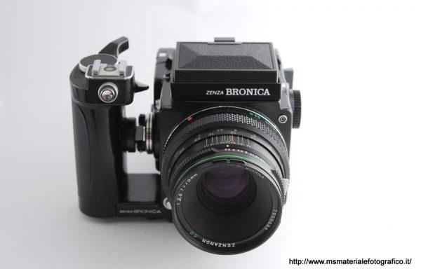 Kit Fotocamera Zenza Bronica ETRS