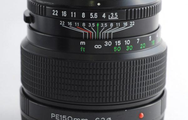 Obiettivo Zenza Bronica Zenzanon-PE 150mm f/3,5