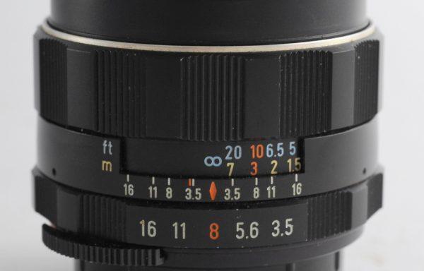 Obiettivo Pentax SMC Takumar 28mm f/3,5