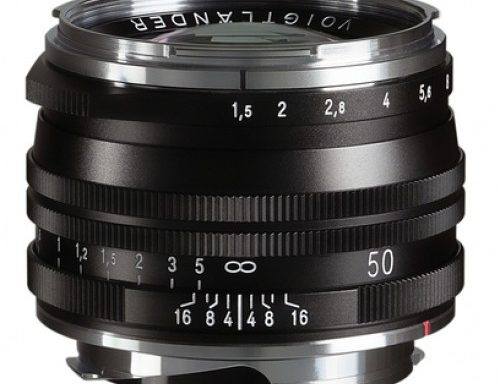 Obiettivo Voigtlander 50mm f/1,5 Nokton M.C. II VM (Nero)