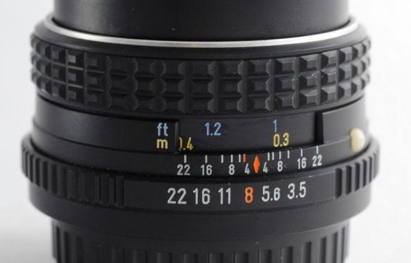 Obiettivo SMC Pentax-M 28mm f/3,5