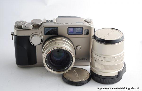 Kit Fotocamera Contax G2