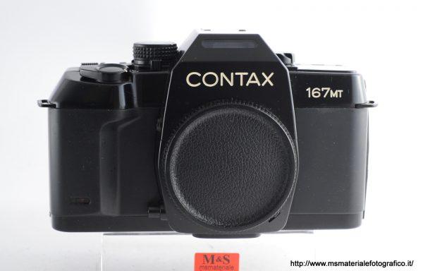Fotocamera Contax 167 MT
