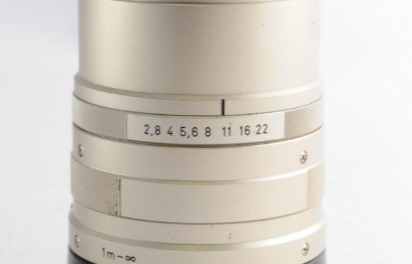 Obiettivo Contax G Sonnar 90mm f/2,8