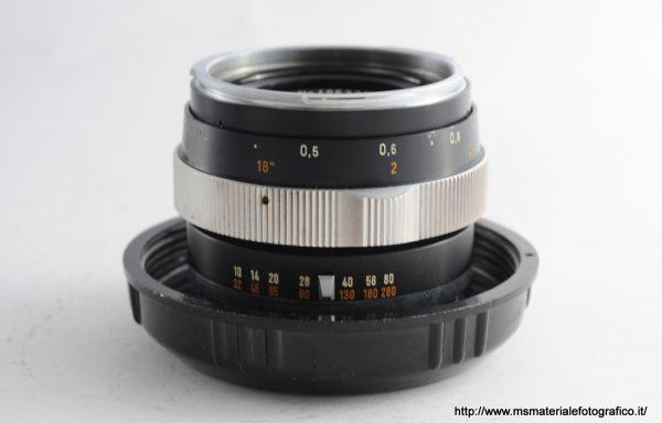 Obiettivo Contarex Distagon 35mm f/4
