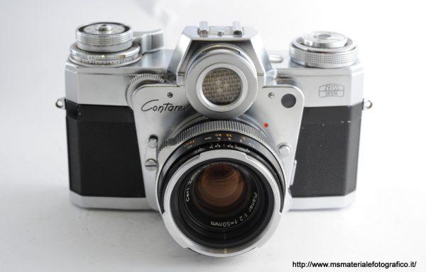 Kit Fotocamera Contarex Ciclope
