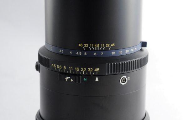 Obiettivo Mamiya Apo-Sekor Z 250mm 4,5