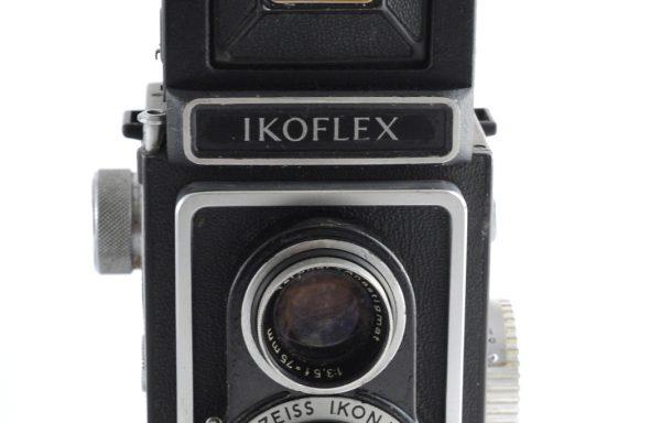 Fotocamera Ikoflex