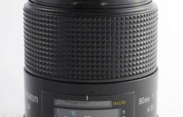 Obiettivo Tamron SP 90mm f/2,5 Adaptall-2
