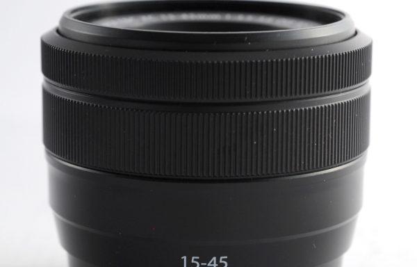 Obiettivo Fujifilm XC 15-45mm f/3,5-5,6