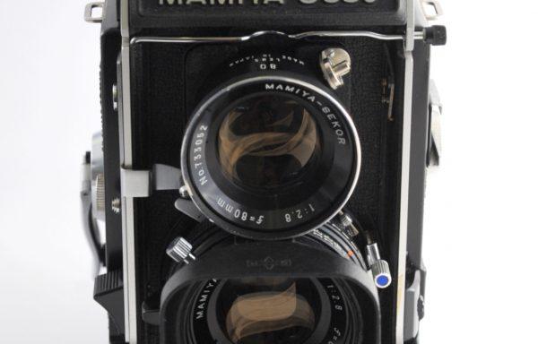 Fotocamera Mamiya C330