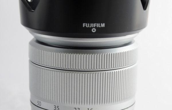 Obiettivo Fujifilm XC 16-50mm f/3,5-5,6