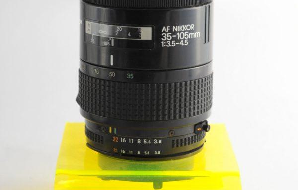 Obiettivo Nikkor AF 35-105mm f/3,5-4,5