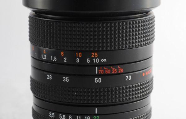 Obiettivo Contax Vario-Sonnar 28-70mm f/3,5-4,5