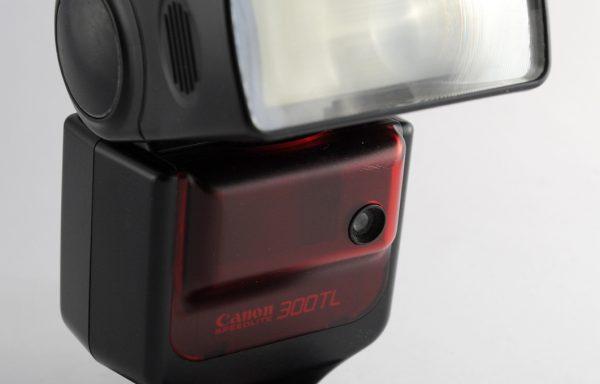 Flash Canon Speedlite 300TL