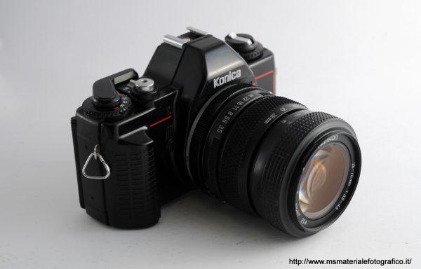Kit Fotocamera Konica TC-X + Obiettivo Tamron 28-70mm f/3,5-4,5