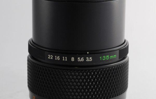 Obiettivo Olympus 135mm f/3,5