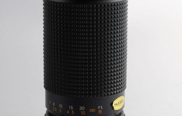 Obiettivo Ozeck MC 70-210mm f/4,5 per Contax/Yashica