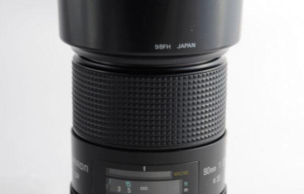 Obiettivo Tamron SP 90mm f/2,5 Adaptall