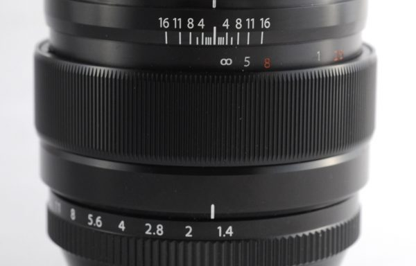 Obiettivo Fujifilm XF 23mm f/1,4 R