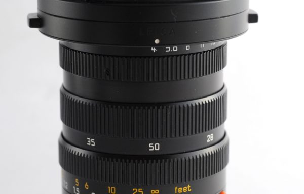Obiettivo Leica M Tri-Elmar 28-35-50mm f/4 Asph.