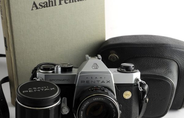 Kit Fotocamera Pentax Spotmatic SP II