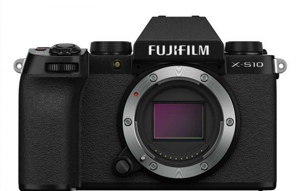 Fotocamera Fujifilm X-S10 (solo corpo)