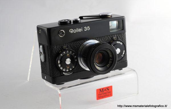 Fotocamera Rollei 35 Black