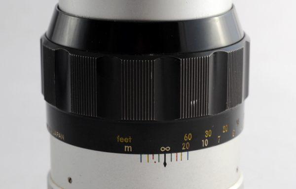 Obiettivo Nikkor-Q 135mm f/3,5