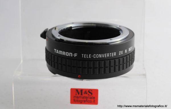 Tamron-F Tele Converter 2x