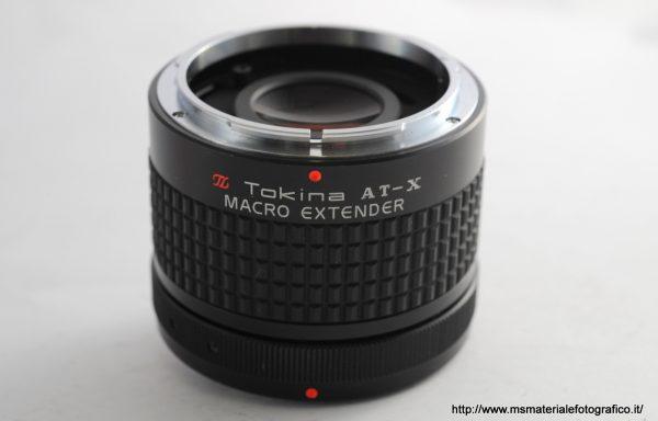 Tokina AT-X Macro Extender