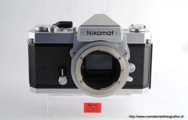 Fotocamera Nikomat FTn Silver