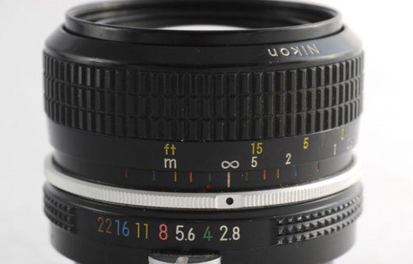 Obiettivo Nikkor-K 28mm f/2,8