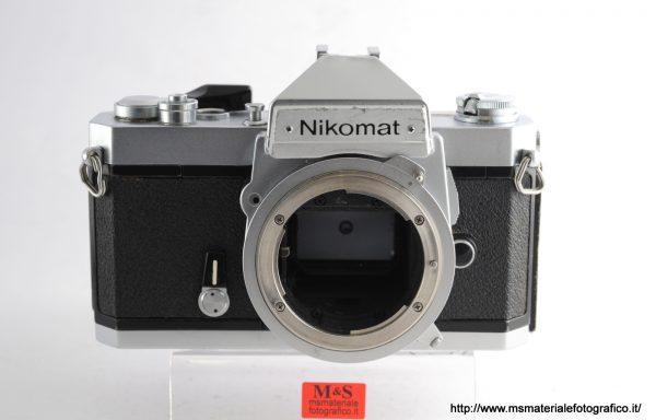 Fotocamera Nikomat FT2 Silver