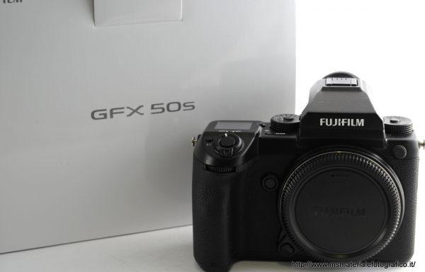 Fotocamera Fujifilm GFX 50s